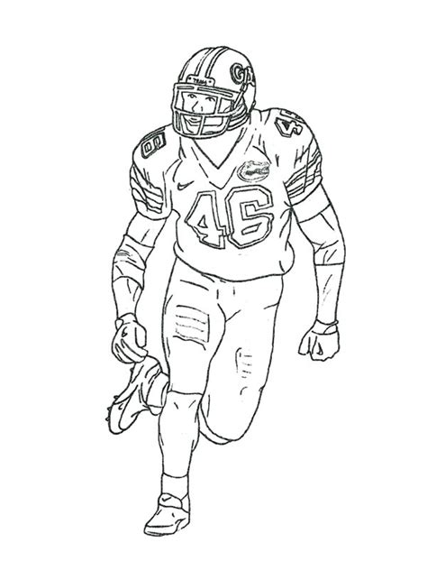 Ncaa Football Logo Coloring Pages College Football Coloring Pages
