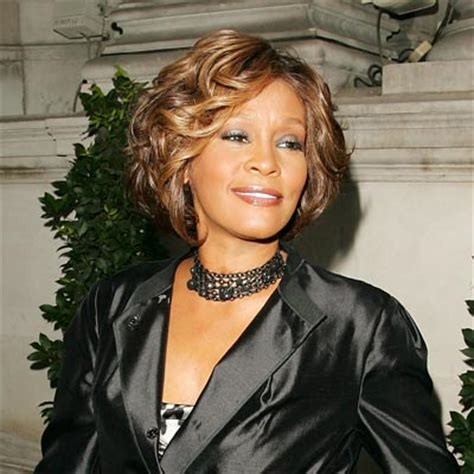 whitney houston hairstyles gallery hairstyles through the years whitney houston whitney