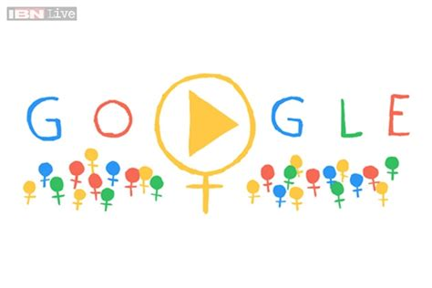 doodle poll international s day 2014 doodles a featuring
