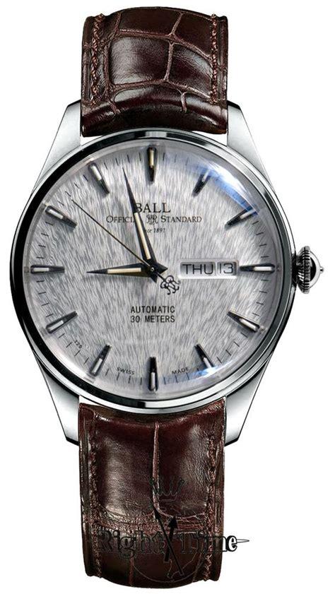eternity silver dial nmd lj sl ball trainmaster wrist