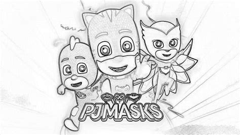 pj masks romeo coloring page pj masks coloring pages coloring home