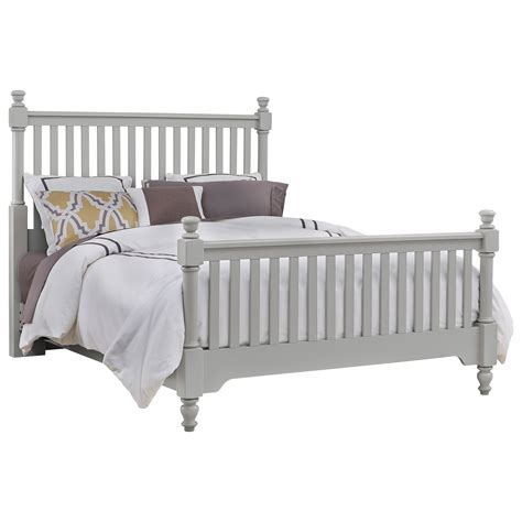 bassett beds vaughan bassett cottage full slat poster bed olinde s