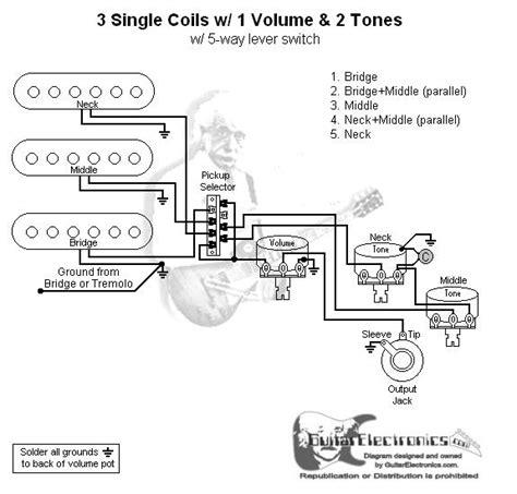 guitar wiring diagrams 1 guitar wiring diagram efcaviation