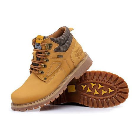 high top climbing shoes 2015 new fall and winter locomotive mens shoes hiking