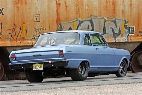 1962 chevrolet chevy ii 100 pro drag
