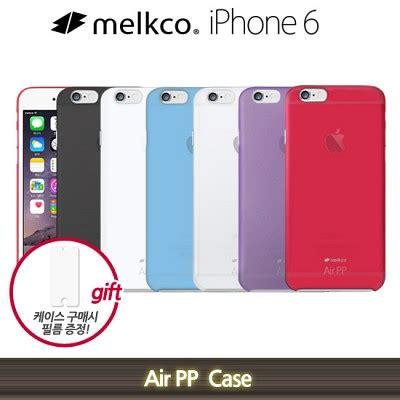Iphone 6 Melkco Air 0 4mm 필름증정 멜코 아이폰6 케이스 air pp 반투명 apip6futp new me hottracks