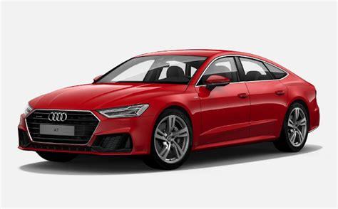 2019 Audi A7 Colors by Audi A7 Sportback Ii 2019 Couleurs Colors