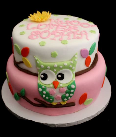 Baby Shower Owl Cake by Owl Baby Shower Cake Cakecentral