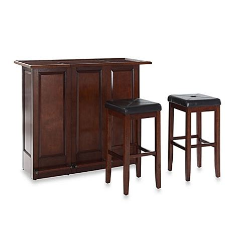 29 Inch Folding Bar Stool by Crosley Folding Bar With 29 Inch Matching Upholstered