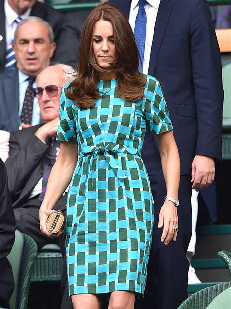 kate middleton at wimbledon 2014 royaldish waiting takes its toll pics of waity looking