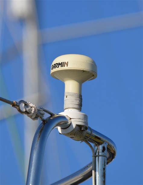 replacing  defective gps antenna digital yacht news