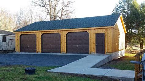 log siding garage kits garage installation prefab high roof garage kits