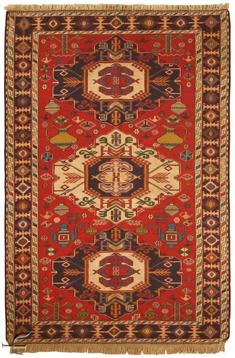 Kilim Carpet Caucasian Rug Soumak Kilim Yurdan Com