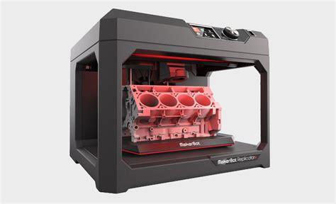Printer 3d Makerbot shop replicator desktop 3d printer makerbot