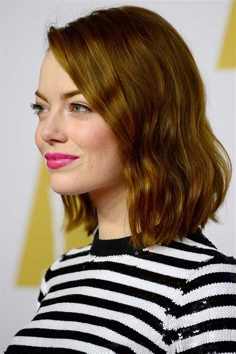 emma stone hairstyle 2015 celebrity hairstyles 2015 valentine s day 2015 hairstyle ideas inspired from celebs