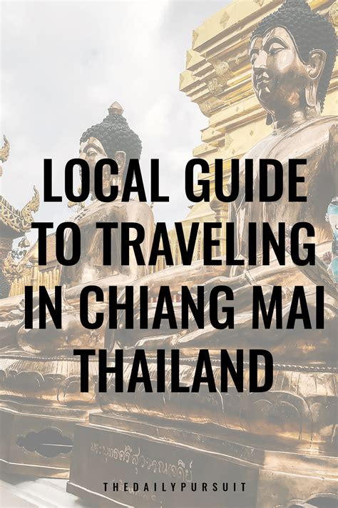 ultimate authentic travel guide  chiang mai