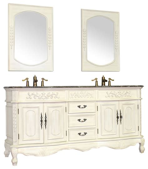 bathroom sink outlet torino collection 56 quot antique double bathroom vanity with