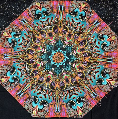 kaleidoscope pattern maker online design wall monday featherplay