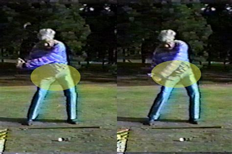moe norman golf swing video moe norman golf the downswing move lower body