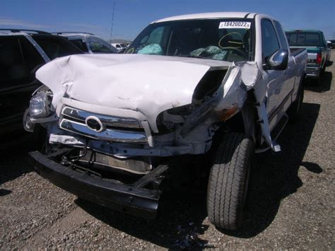 Toyota Tundra 2006 Parts Used Salvage Truck Suv Parts Sacramento