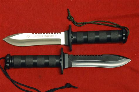 Beli Pisau Aitor Jungle King 1 pisau sangkur aitor jungle king ii survival knife