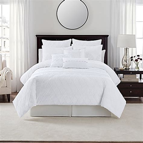 buy bridge street peignoir california king comforter set
