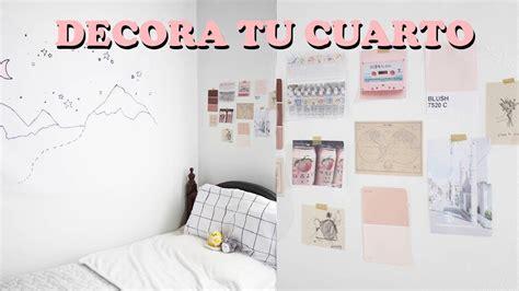 decorar tu cuarto tumblr decora tu cuarto minimalista pastel tumblr aesthetic