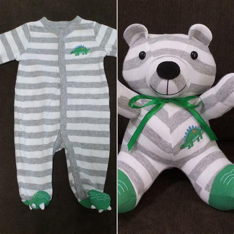 turn  baby onesie   stuffed bear home design