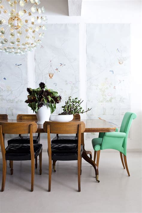 how to mix and match dining chairs my paradissi