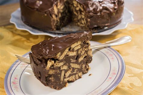 prince williams favorite chocolate biscuit cake