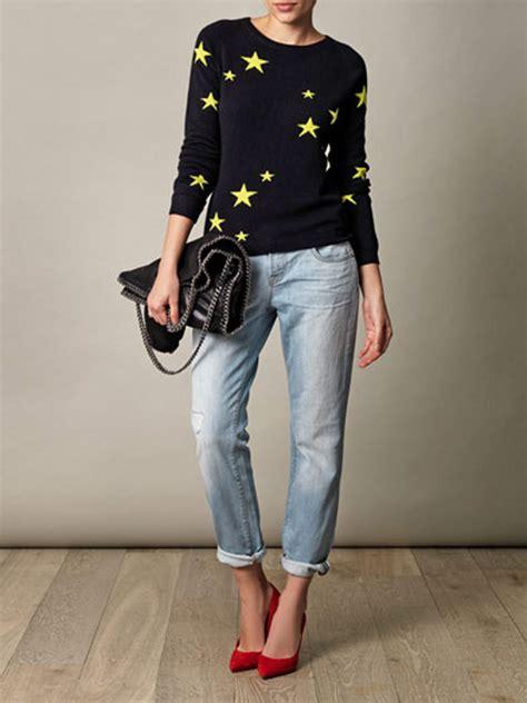 J Brand Aiden Midrise Boyfriend Jeans In Blue Lyst Leg By Aiiden