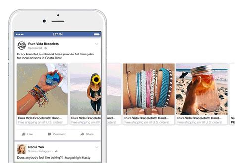 8 Creative Carousel Facebook Ads To Increase Ctr By 10 Times Carousel Ads Template