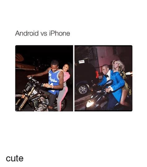 Android Versus Iphone Meme by 25 Best Memes About Androids Vs Iphones Androids Vs