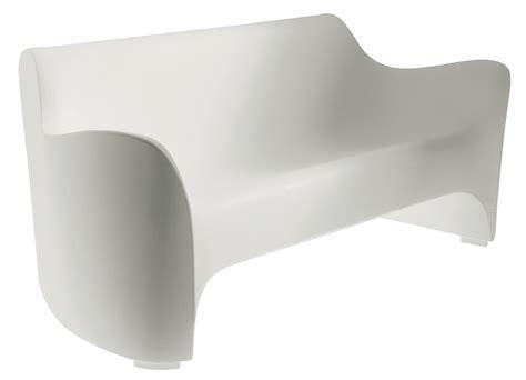 tokyo pop sofa tokyo pop straight sofa white by driade