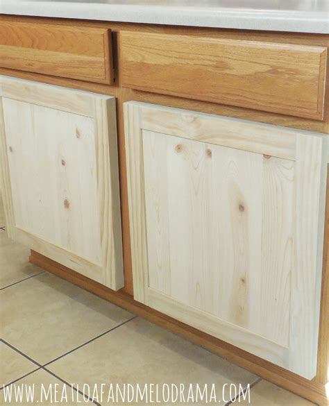 How To Build Kitchen Cabinet Doors How To Make New Kitchen Cabinet Doors Kitchen And Decor