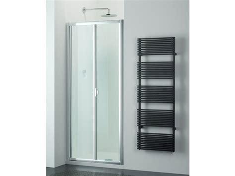 aziende box doccia box doccia in vetro con porte a soffietto arco sf by