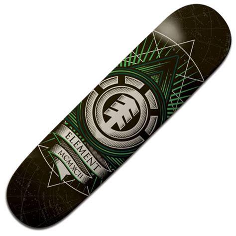 element decks element skateboards element stargate skateboard deck 8 0