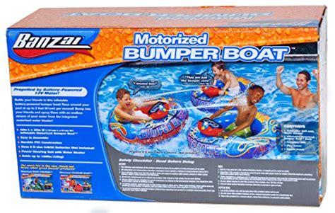 banzai motorized bumper boat instructions banzai motorized bumper boat pool rider toys games toys