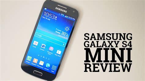 s4 mini review samsung galaxy s4 mini review