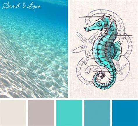 caribbean color palette color inspirations sand aqua stitchpunk pinterest