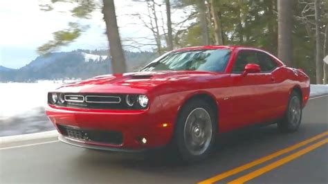 dodge challenger awd 2017 dodge challenger gt awd look