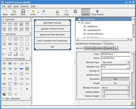 gui layout xml chapter 23 gui programming with gtk2hs
