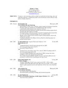 doc 7911024 exle resume marketing objectives resume