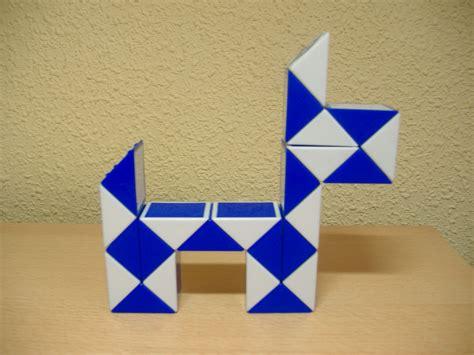 Tutorial Serpiente De Rubik   tutorial para hacer figuras complicadas con la serpiente