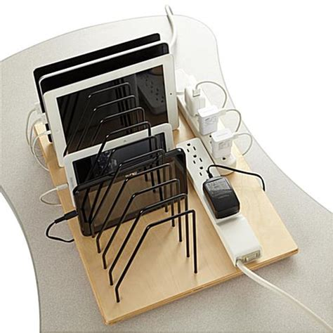 countertop charging station countertop tablet charging stations non slip feet