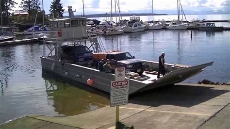 lund boats for sale bc lund harbour landing craft youtube