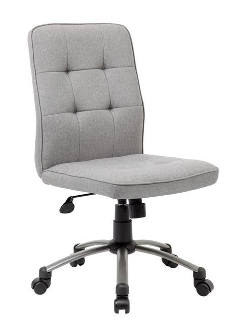 commercial grade office chairs modern commercial grade linen office chair b330pm