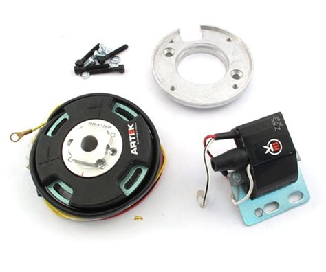 cdi lights motobecane artek k1 rotor cdi with lights