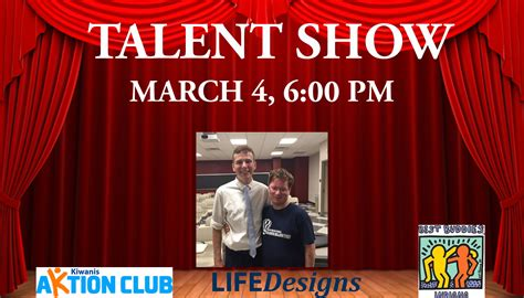best talent show upcoming events talent show lifedesigns