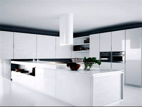 high gloss kitchen designs modern high gloss kitchens with italian design interior